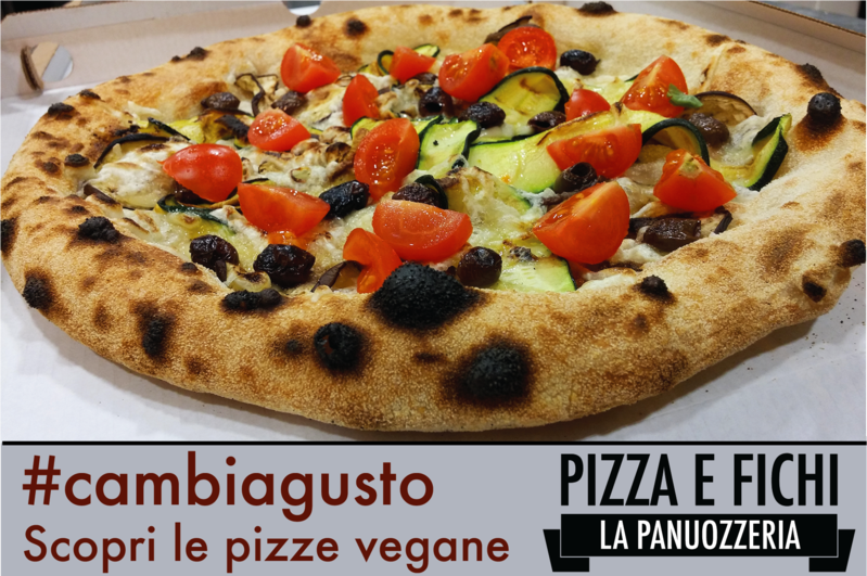 #cambiagusto le nostre proposte vegane